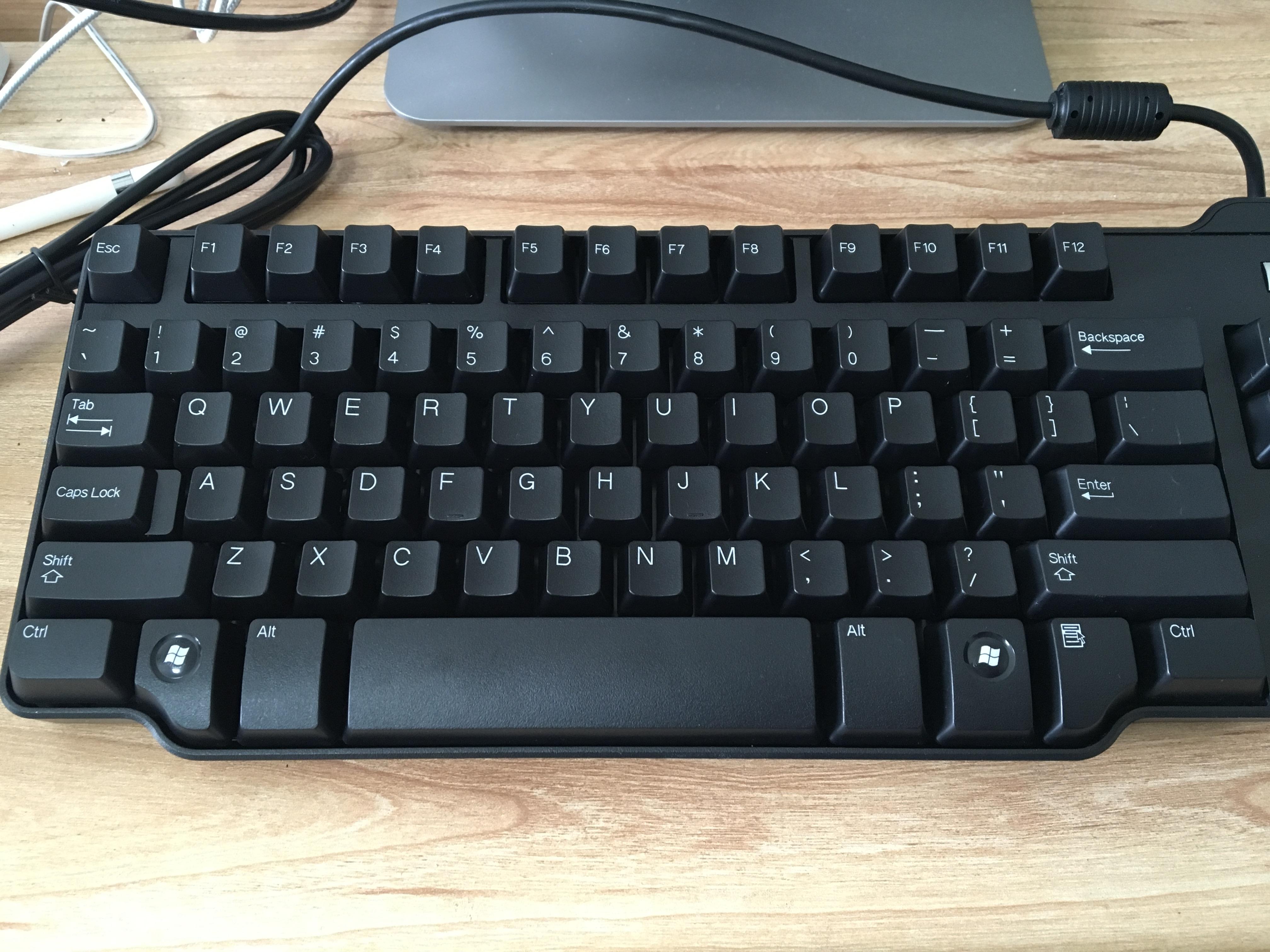 戴尔SK-8115【旭丽代工】有线游戏键盘