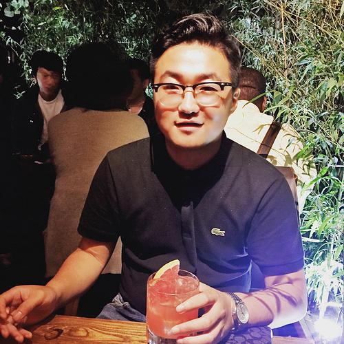 """北京雍和宫方家胡同""""方""""酒吧-同事"""