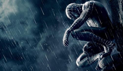 蜘蛛侠的抑郁