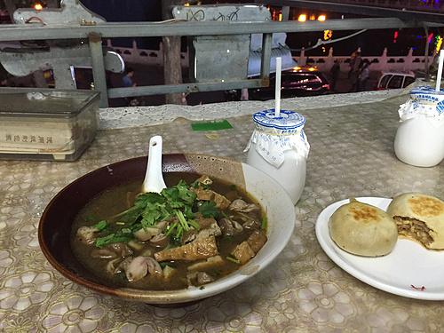 北京后海-小吃