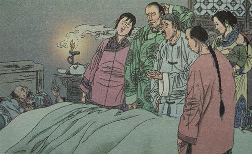 《儒林外史》中的吝啬鬼-严监生
