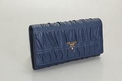 Prada wallet 91599 blue
