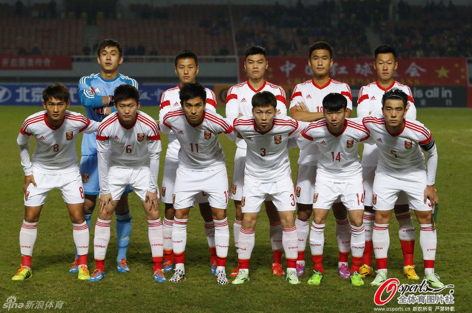 2014武汉国际青年足球邀请赛-U22国家队-绿城入选人员