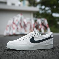 耐克NikeKillshot2Leather低帮丝光翻毛皮平板跑鞋3644