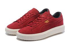 新款彪马breaker板鞋PUMA简版蕾哈娜彪马3代厚底松糕鞋 男女鞋36-45