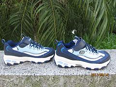 Skechers斯凯奇男女童鞋 防滑软底运动鞋魔术贴时尚熊猫鞋27-37