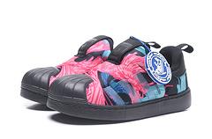 阿迪达斯贝壳头童鞋(软贝) BY9931