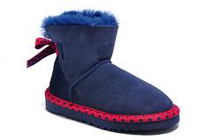 UGG童鞋 雪地靴童鞋 1005534童鞋海军蓝27-35