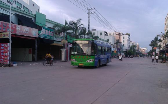 澄海六路公交车