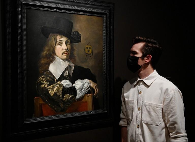 荷兰黄金时代肖像画展