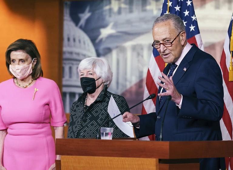 美众议院通过债务上限法案