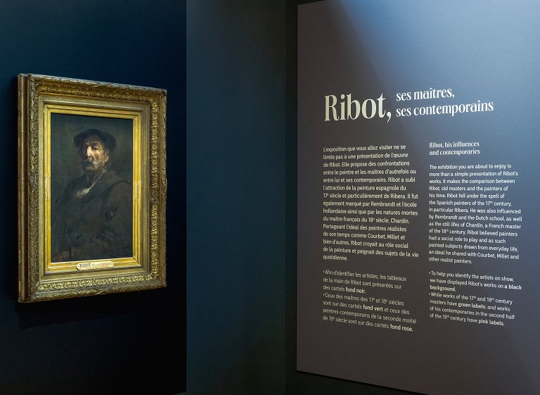 法国现实主义画派展