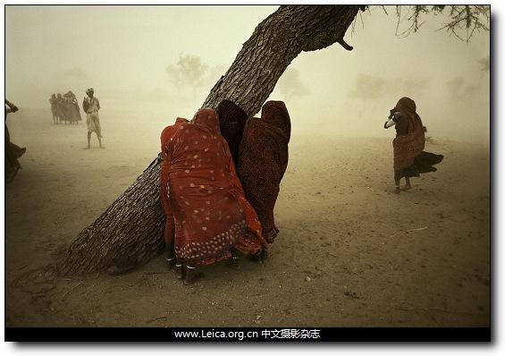 『摄影技巧』Steve McCurry:选图的艺术