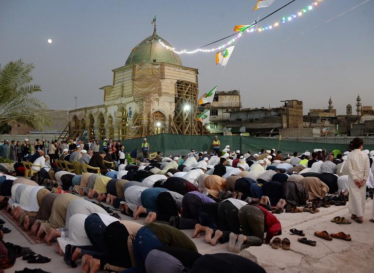 伊拉克庆祝圣纪节