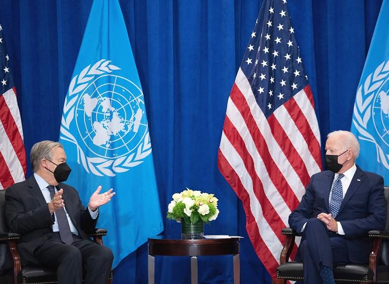 联合国大会开幕