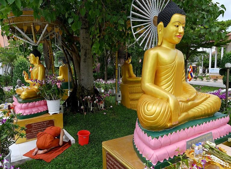 柬埔寨庆祝亡人节