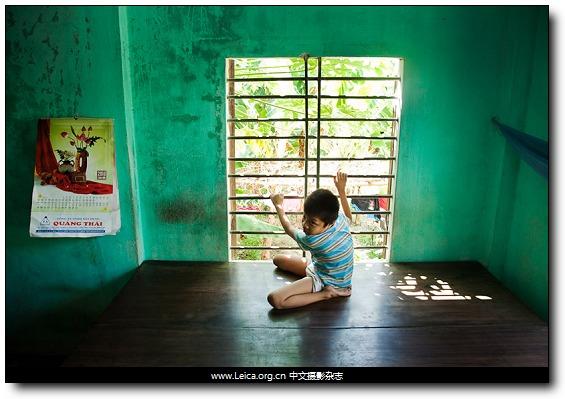 『摄影奖项』联合国儿童基金会年度照片:Ed Kashi
