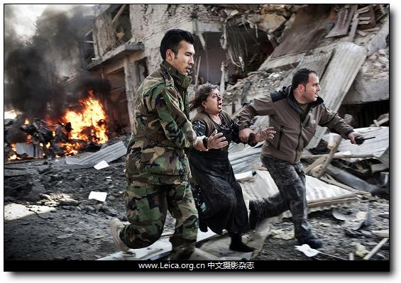 『荷赛』World Press Photo 2010获奖作品:德黑兰的呐喊