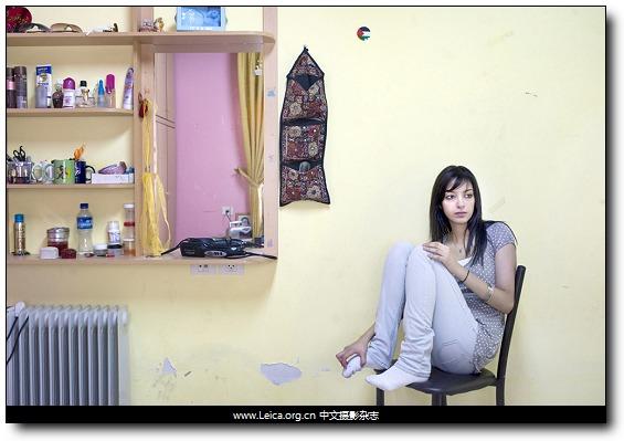 『女摄影师』Rania Matar,女孩们的房间