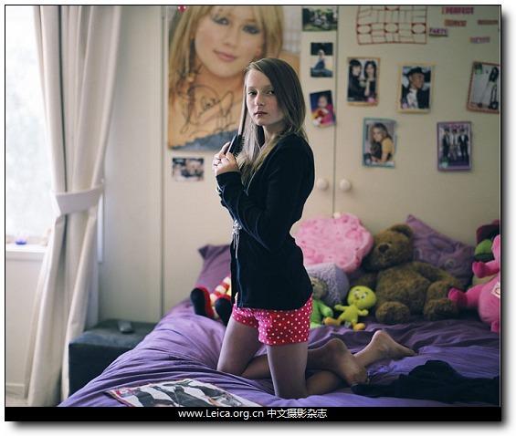 『女摄影师』Vikky Wilkes,《Tweens》