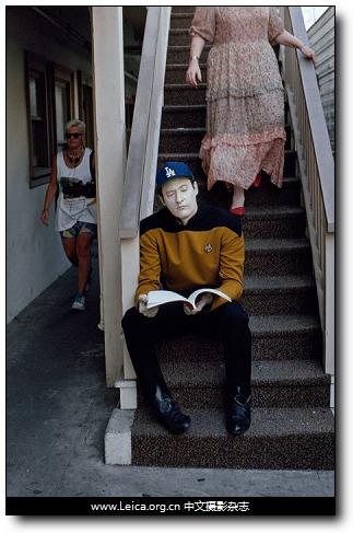 『他们在拍什么』Steve McCurry:关于读书