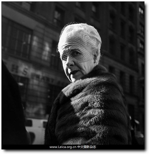 『女摄影师』Vivian Maier,五十年代的黑白记忆