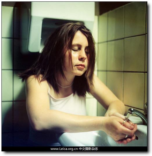 『摄影师访谈』Hellen van Meene,年轻人肖像