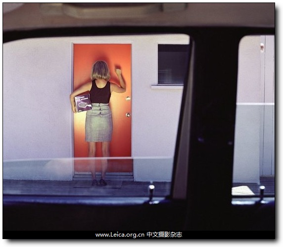 『摄影师访谈』Alex Prager,生活中的戏剧化叙事