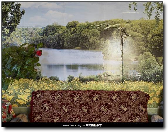 『他们在拍什么』Lucia Ganieva,梦想的墙壁