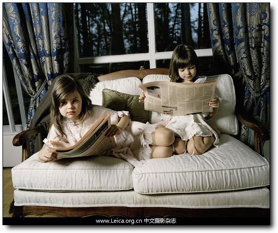 『女摄影师』Anna Skladmann,年轻的权贵们
