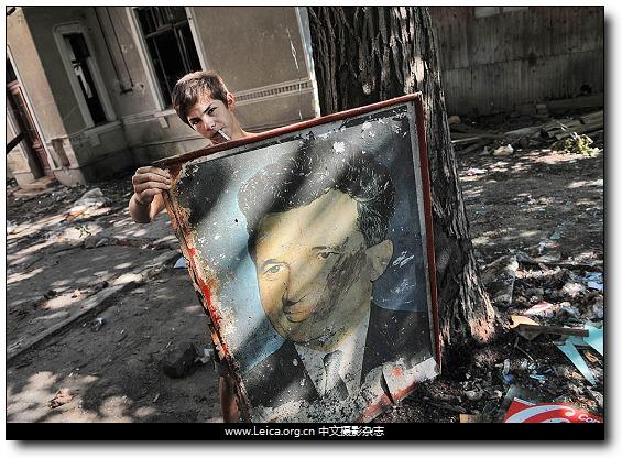 『Time』一周沙龙国际图片精选:August 14 - 20,2011