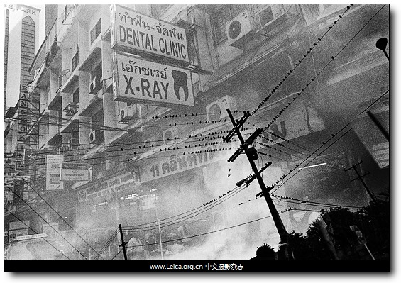 『他们在拍什么』Hans Malm,城市的迁移