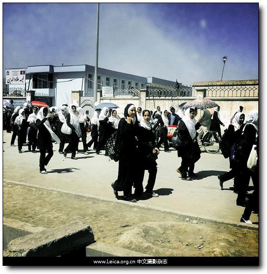 『他们在拍什么』Zalmai Ahad,阿富汗的年轻人们