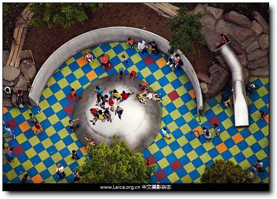 『他们在拍什么』Yann Arthus Bertrand,纽约的空景