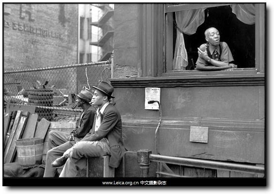 『摄影师访谈』Walker Evans,摄影是对事物本身的超越