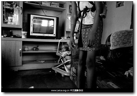 『沙龙国际奖项』2011 尤金史密斯人道主义沙龙国际奖:Krisanne Johnson