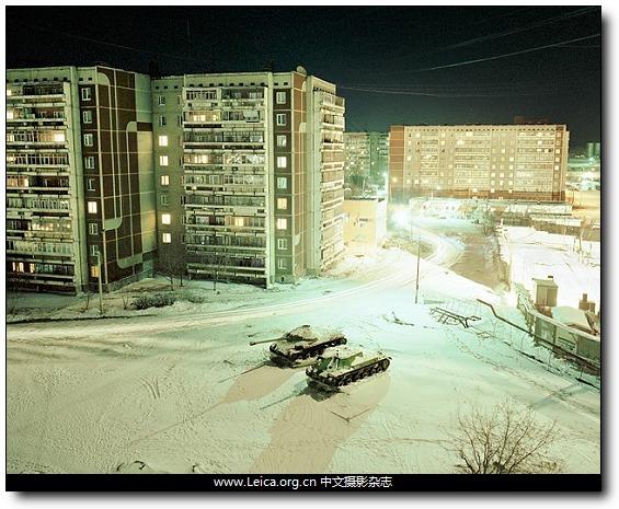 『他们在拍什么』Rafal Milach,俄罗斯的年轻人