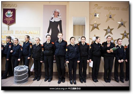 『他们在拍什么』Sergey Kozmin,俄罗斯女子军校