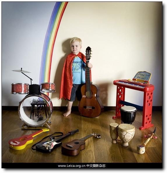 『他们在拍什么』Gabriele Galimberti,我最爱的玩具