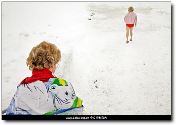 『他们在拍什么』Ekaterina Vasilyeva,俄罗斯的冬天