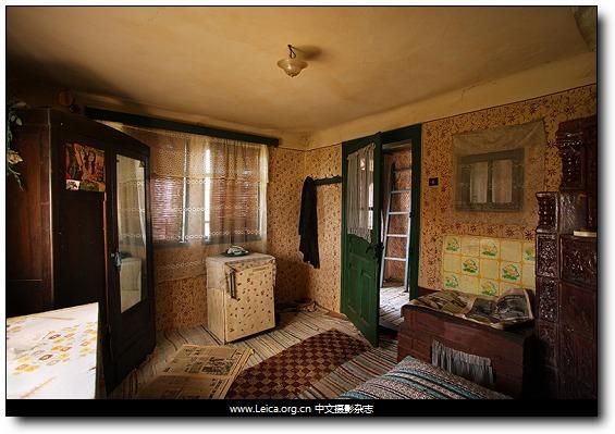 『他们在拍什么』Andrei Baciu,曾祖母的房间