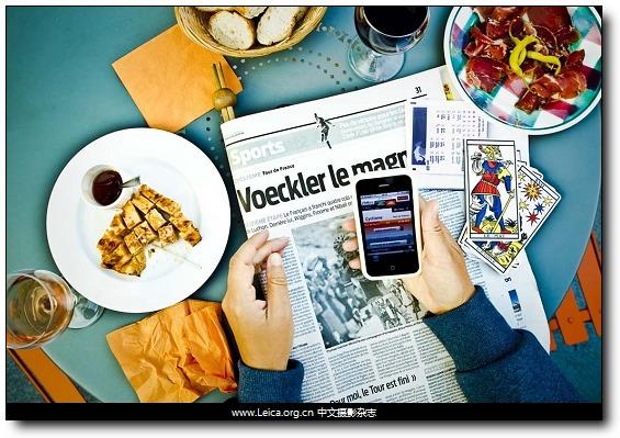 『女摄影师』Isabelle Rozenbaum,赌者的桌子