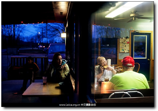 『摄影奖项』2012 美国年度大学生摄影师奖