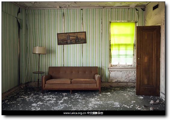 『女沙龙国际师』Samantha VanDeman,被遗忘的房间