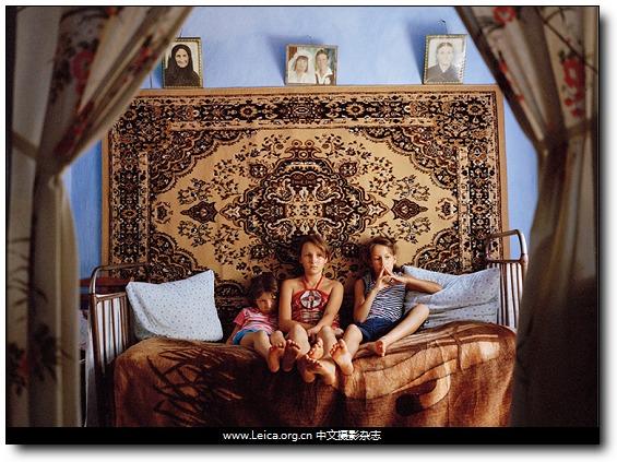 『女沙龙国际师』Andrea Diefenbach,没有父母的国家
