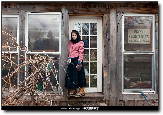 『女沙龙国际师』Rachel Papo,学校外的孩子