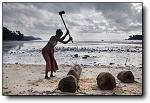 『女摄影师』Sofie Olsen,海上游牧族