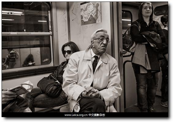 『他们在拍什么』Stan Raucher,地下铁