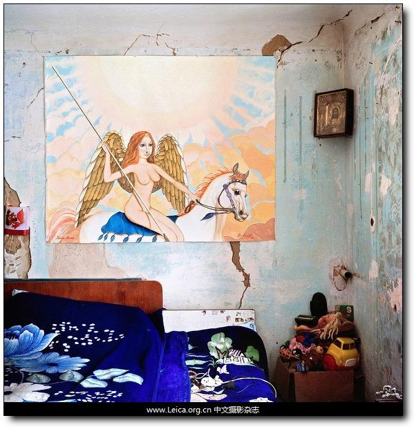 『女摄影师』Eugenia Maximova,苏联时代的家庭装饰