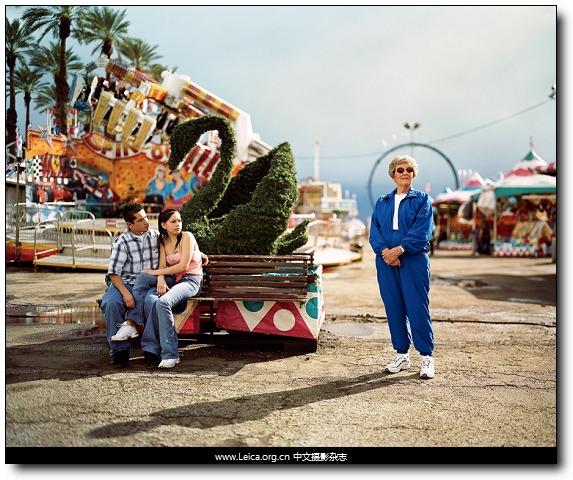 『他们在拍什么』Greg Miller,市集肖像